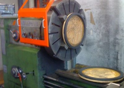 Lathe Chuck Guard Installation