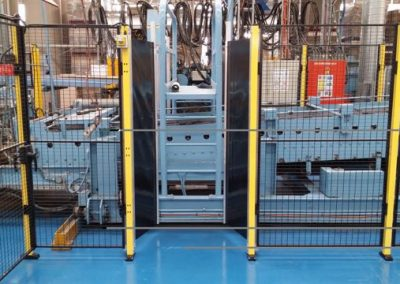 SafeInd Custom Machine Safety Guarding