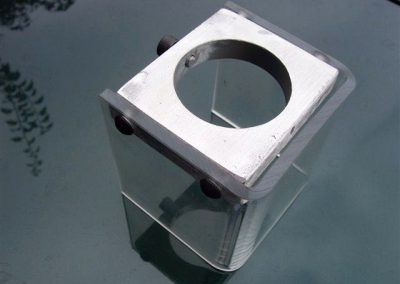 Table Mounted Enclosure Mill Guard