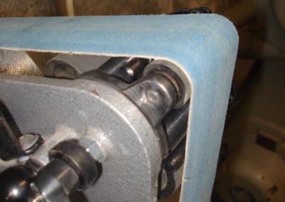 eedshaft Roller Cover Installation