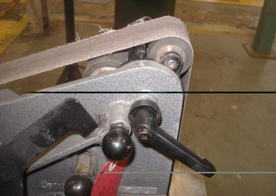 Belt Polishing Attachment