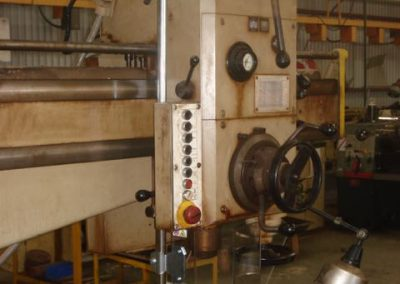 Emergency Braking System for Lathes
