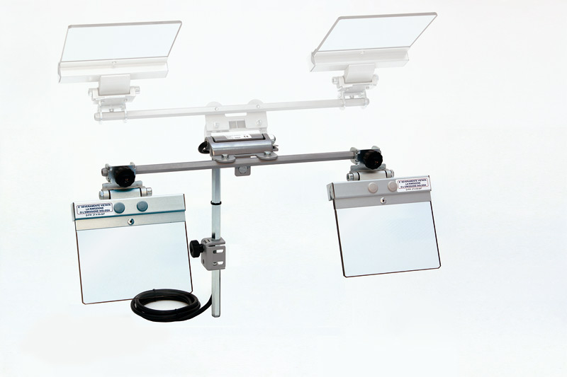 Tecno Bench & Pedestal Grinder Eye Shields without Micro Switch