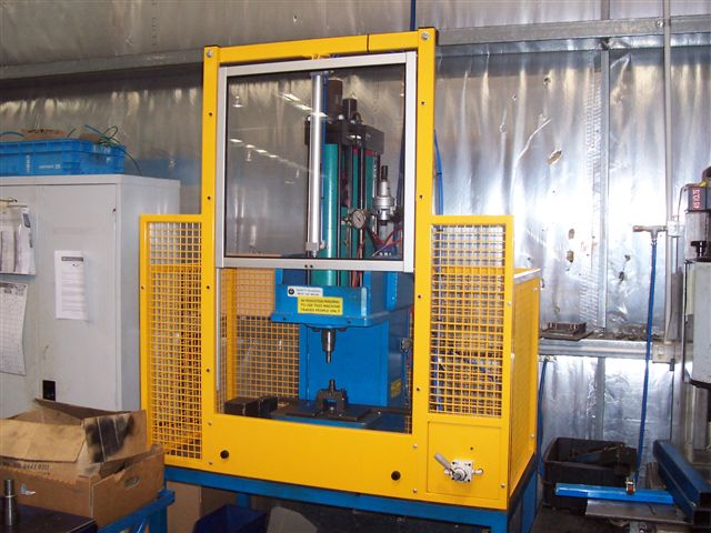 Safeind Custom Machine Safety Guarding Cprsafe Com Au