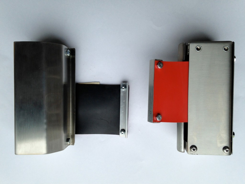 SafeInd Leadscrew/Feedshaft Roller Covers