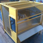 SafeInd Custom Guillotine Safety Guard