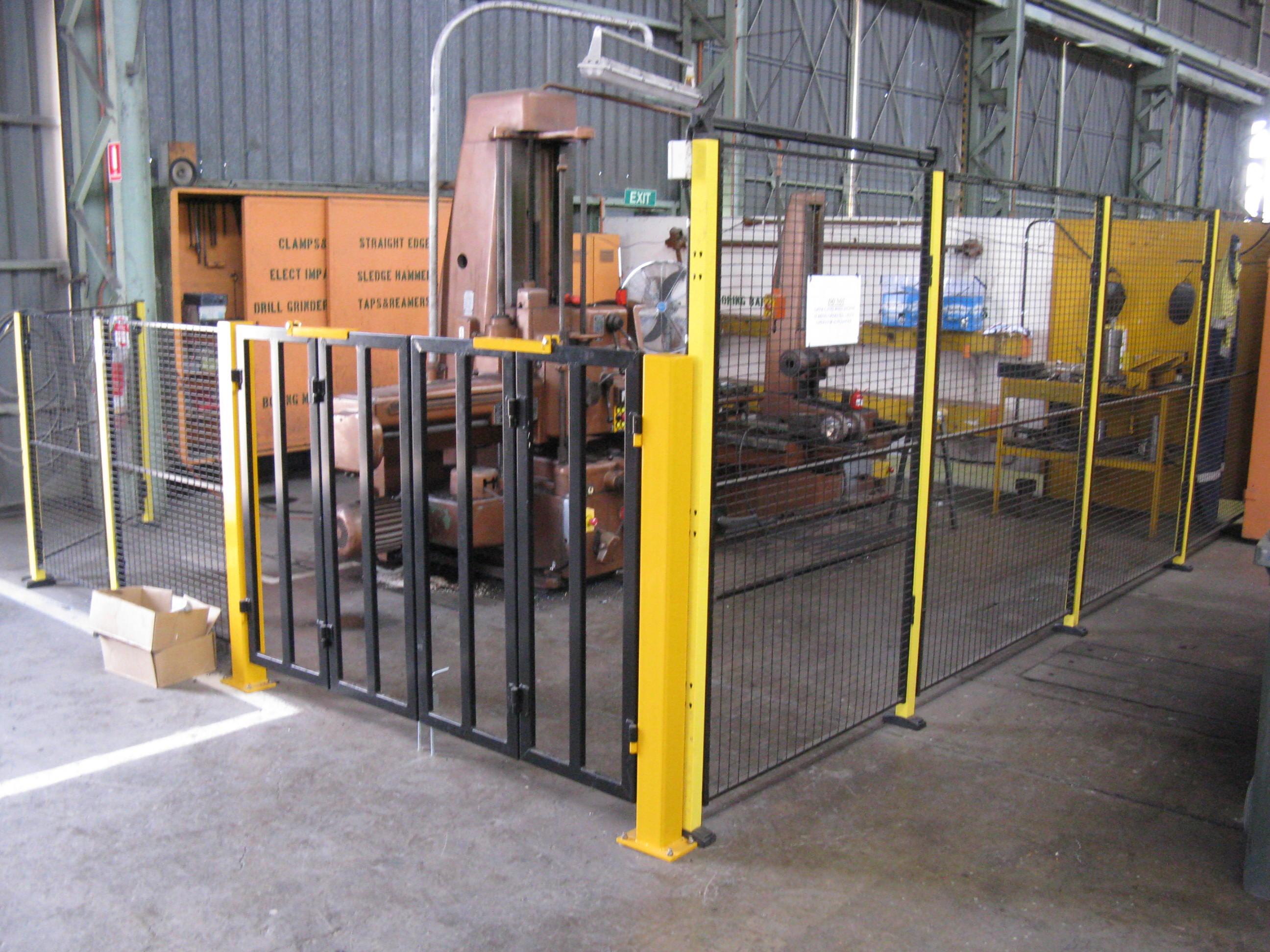 SafeInd Custom Perimeter Guarding