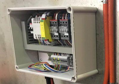 Cat4 Box Wiring